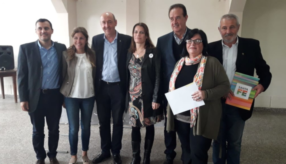 Capacitaron a equipos institucionales que trabajan con niñas, niños y adolescentes en Reconquista