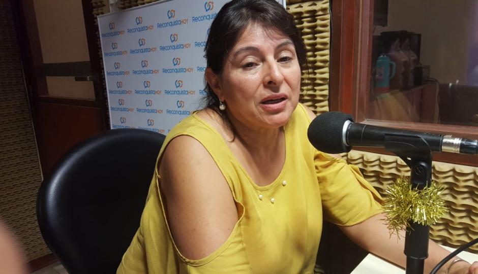 """Catalina Culaciati la madre de Leandro  Durando Culaciati visitó RH apuntando a Esteban Hanna Farah dijo: """"Cometió un crimen y debe ser penado por eso, que no haya otro Leo como en este caso""""."""