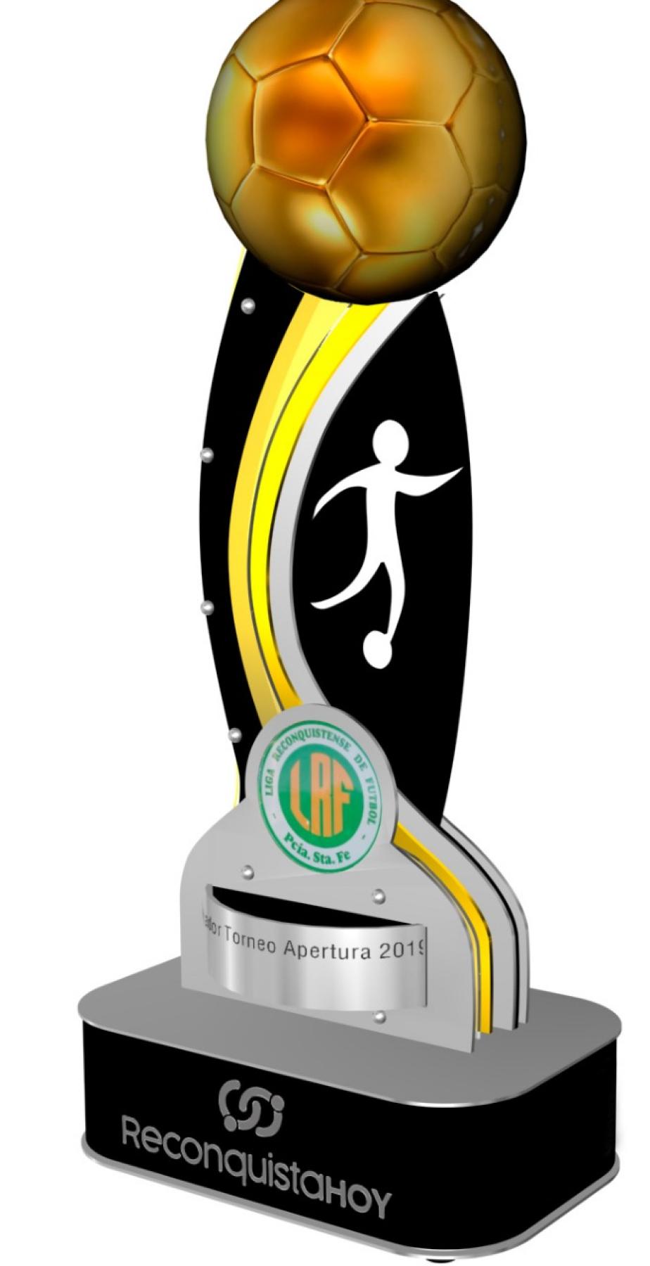 Copa ReconquistaHOY Torneo Apertura 2019 Liga Reconquistense de Fútbol.jpeg