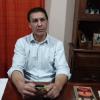 El funcionario judicial que está preso en su casa por violencia familiar brindó una conferencia de prensa.