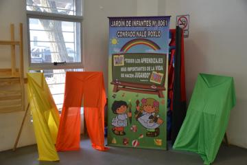 Muestra de Arte Infantil.