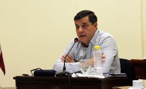 Hugo Morzán se despidió del Concejo al participar este jueves de la última sesión antes de asumir como funcionario provincial. Y se va otro concejal.