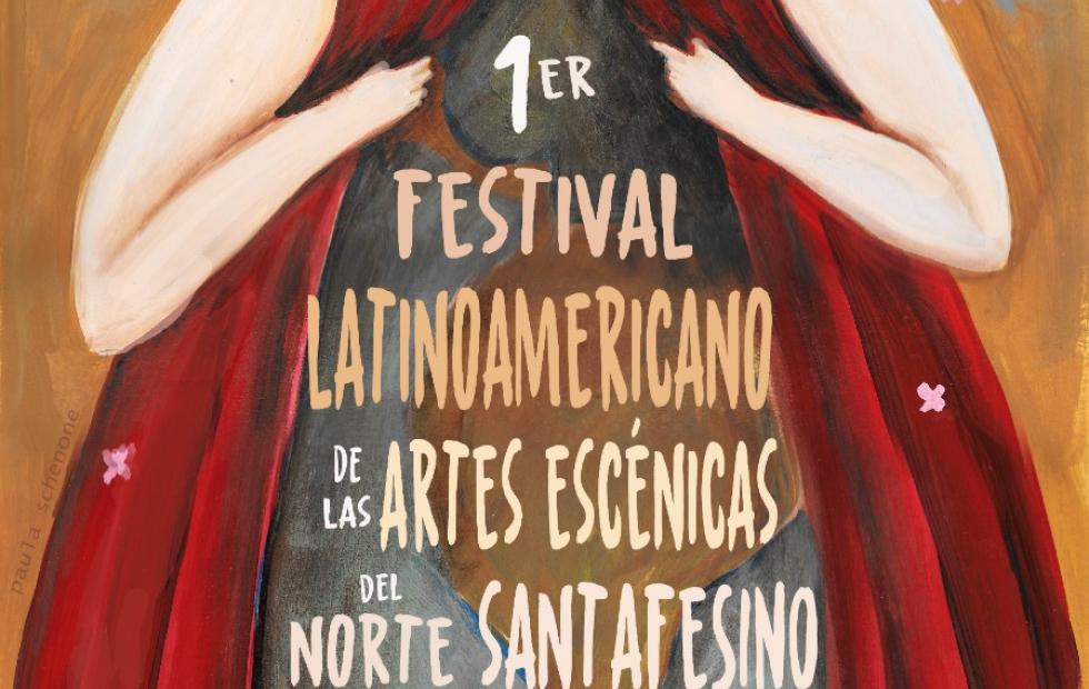 """Desde el Lunes 7, Reconquista será sede del """"Primer Festival Latinoamericano de las Artes Escénicas del Norte Santafesino"""". Video de la visita que nos hicieron a RH los organizadores."""