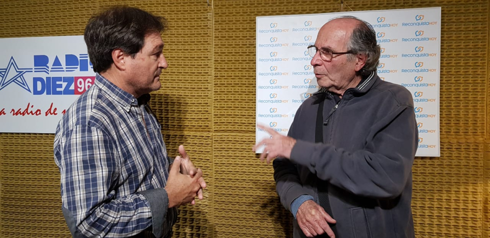 Walter Operto con Gus Raffin.jfif