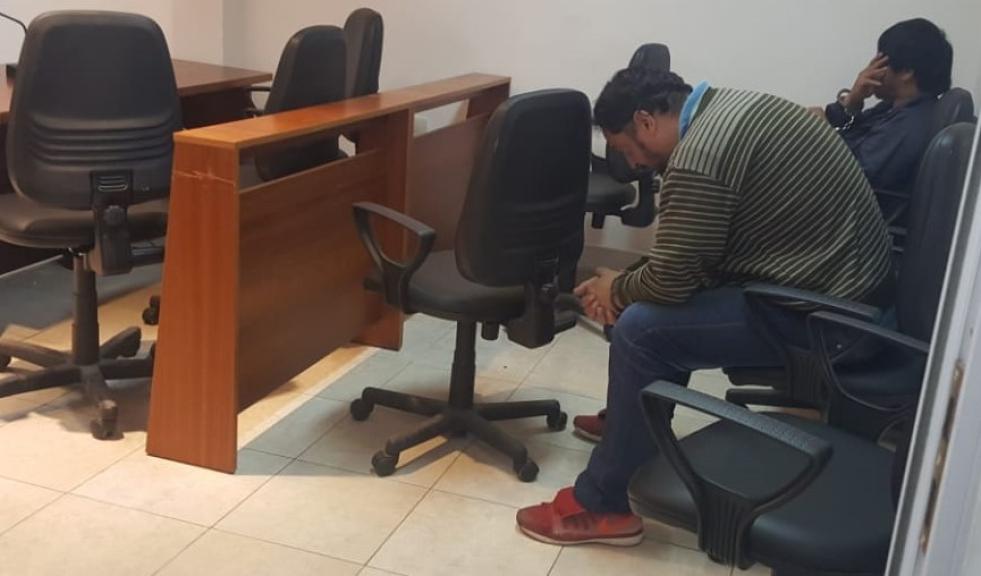 09102019 Mauro Marega detenido y triste.jfif