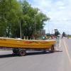 El representante de los pescadores comerciales confirmó que desde este martes cortarán las rutas de la provincia.
