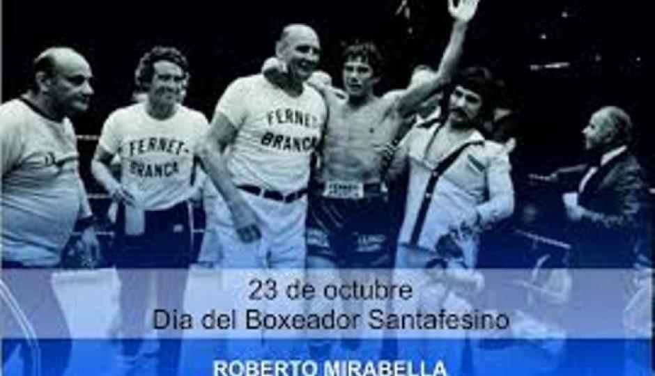 """Se postergó la celebración por el """"Día del Boxeador Santafesino"""" en Reconquista."""