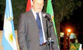 Enrique Paduán asumió su 4° mandato como intendente de Villa Ocampo y renovó su gabinete. Los nombres y principales conceptos.