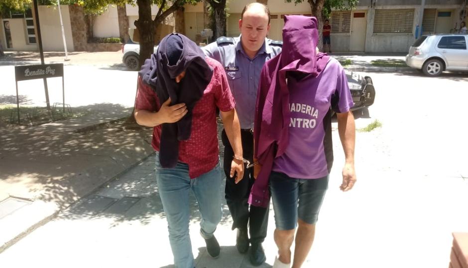 Cuántos días quedarán presos el policía y los comerciantes detenidos por el robo de 2 terneros a un productor de Malabrigo.