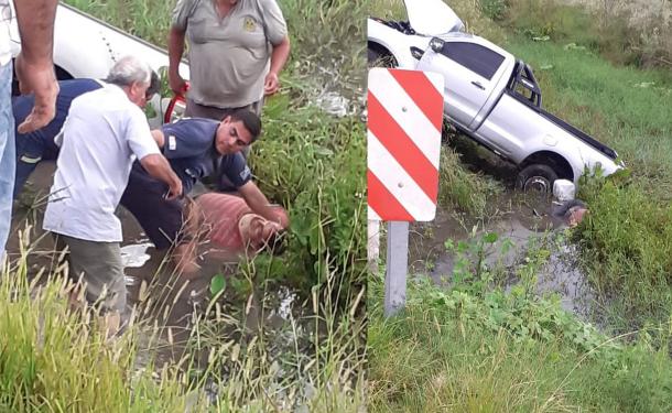 Tras 27 días hospitalizado, falleció el único sobreviviente del gravísimo siniestro vial sobre la Ruta 11 en jurisdicción de Malabrigo.