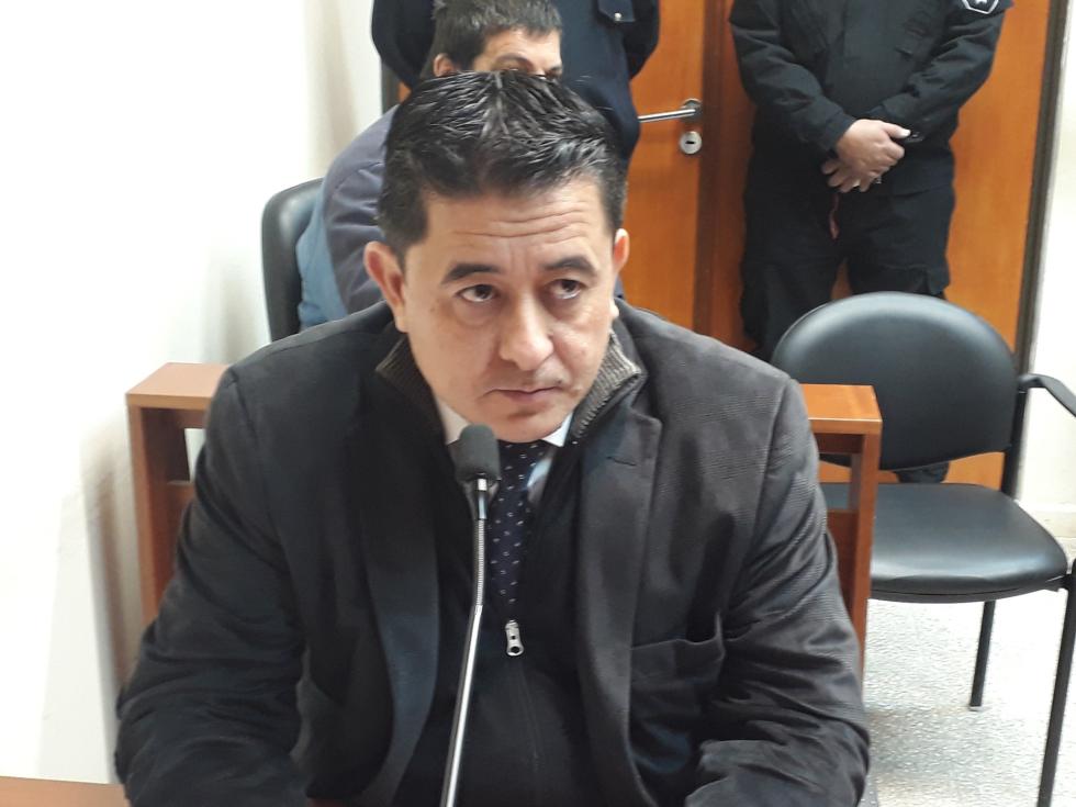 fiscal Leandro Benegas