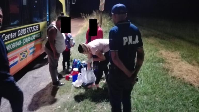 04032020 procedimiento por drogas detenidas madre e hija Jaquelina Escobar Griselda Alegre y otros
