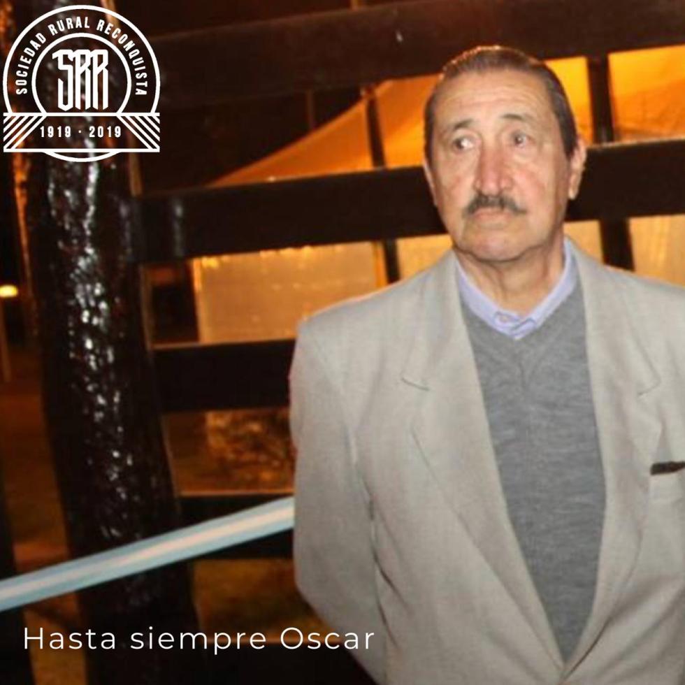 Oscar Soria.