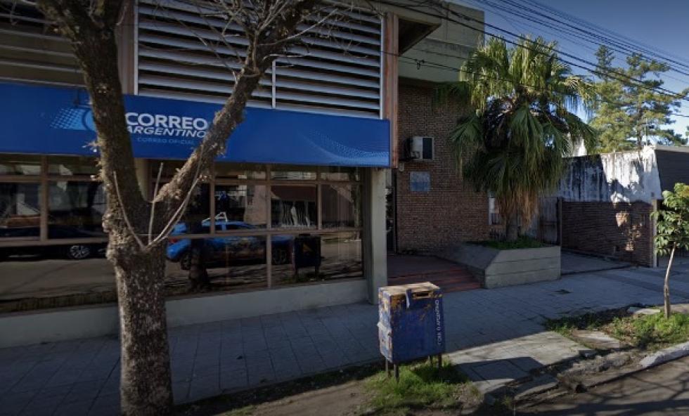 Correo Argentino.