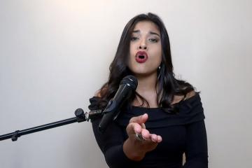 Ainara Sandoval.