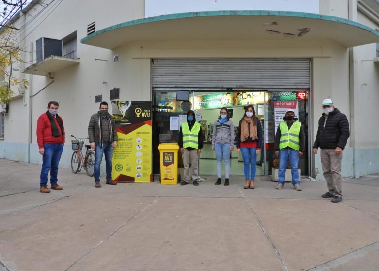Programa para la recolección del aceite vegetal usado en Malabrigo.
