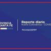 7 nuevos casos de Coronavirus este domingo en la provincia y 136 personas aisladas preventivamente en Reconquista.