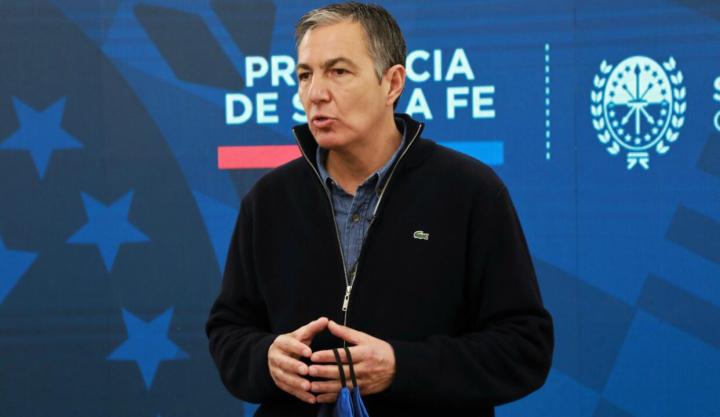 El secretario de Trabajo, Juan Manuel Pusineri.