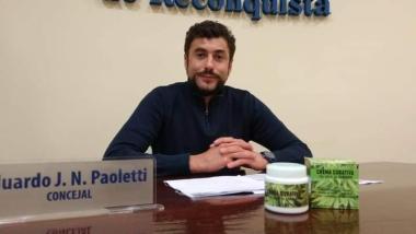 Eduardo Paoletti.