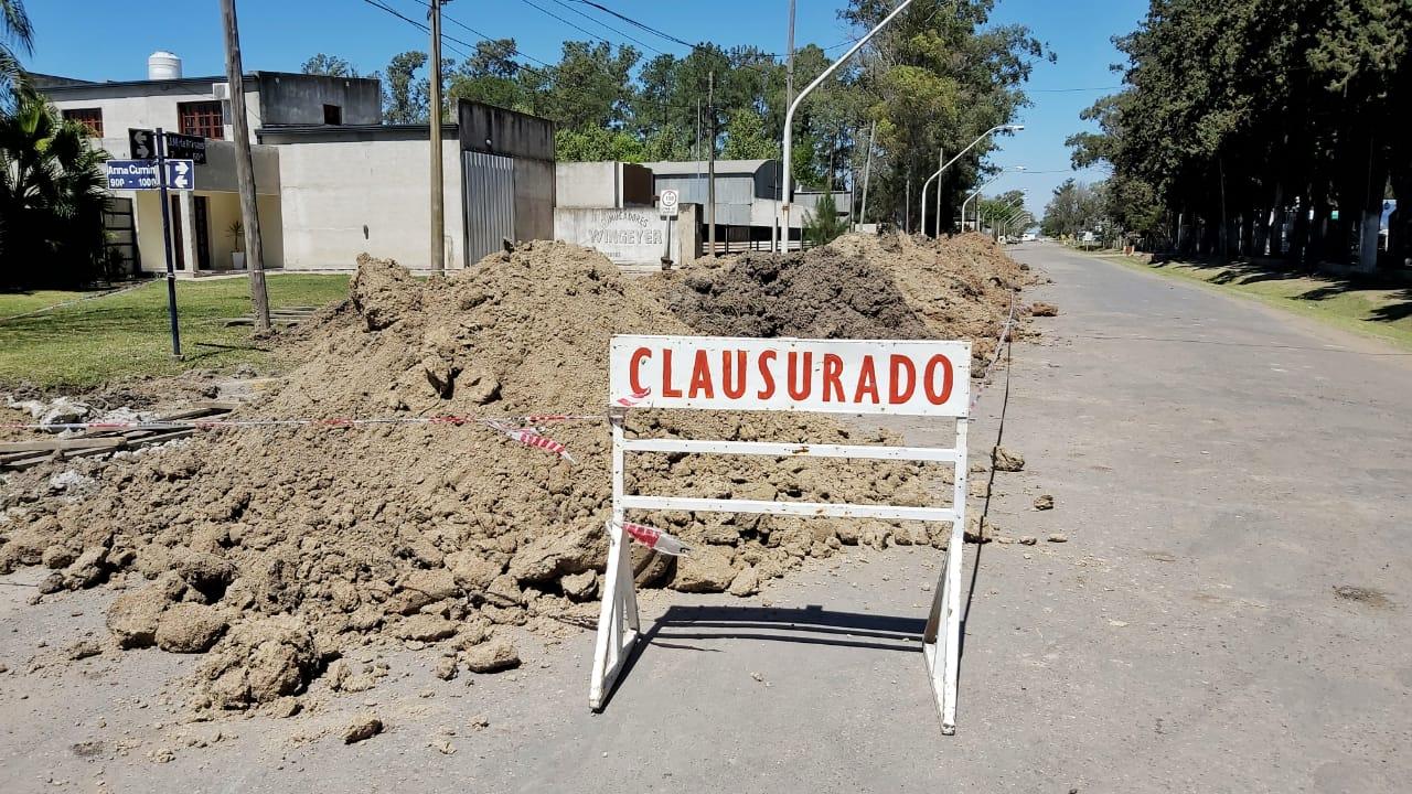 Cloacas en Malabrigo