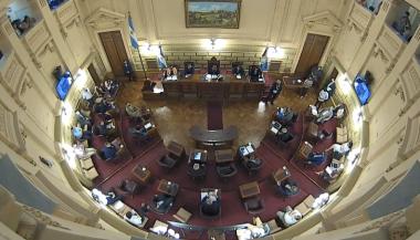Cámara de Senadores de Santa Fe.