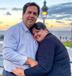 Enri Vallejos y su esposa Maria Marta Piasentini.jpg