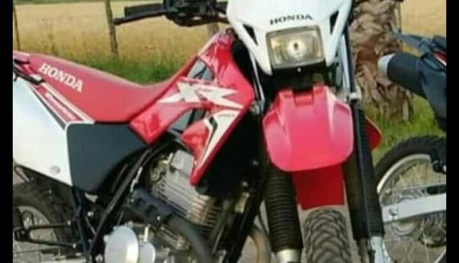 Le robaron la moto, cualquier dato certero será gratificado, todos podemos ayudar