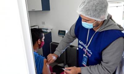 La provincia continúa con los operativos territoriales en búsqueda de personas no vacunadas