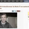 La Bolsa de Comercio de Rosario también se sumó al reclamo por la Ruta Nacional 11. Mirá el video que difundieron.