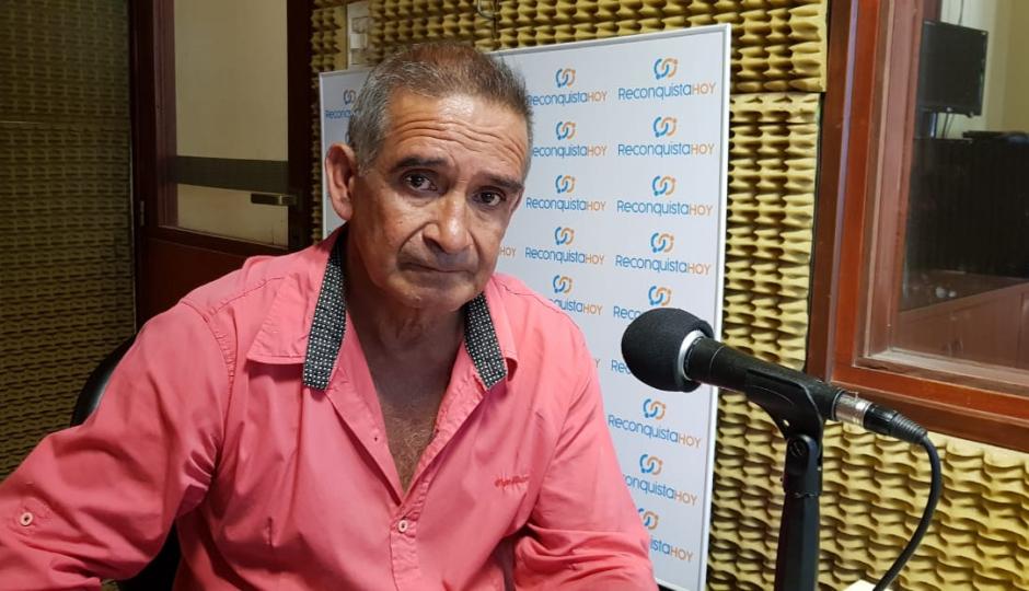 Rubén Ruiz Díaz presentó sus quejas por la poda indiscriminada que le hicieron a sus palmeras en ReconquistaHOY, fotos y vídeo.