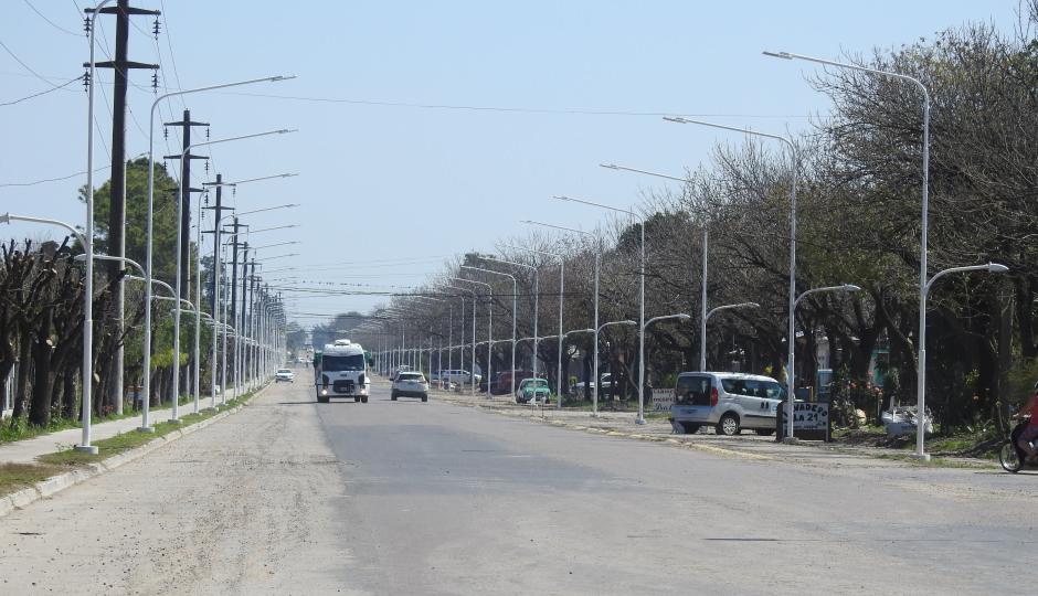 La provincia avanza con el acceso al Parque Industrial Avellaneda