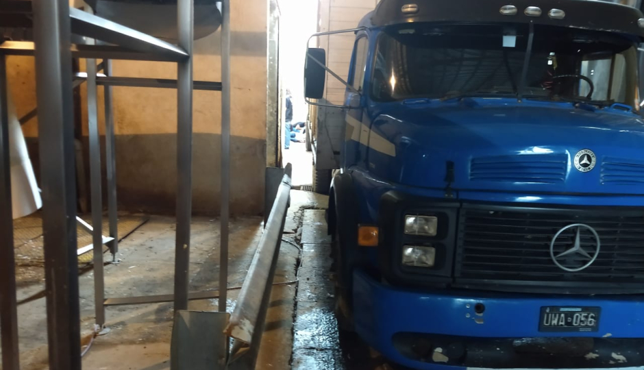 Fatal accidente laboral en una empresa de la Ciudad de Avellaneda.