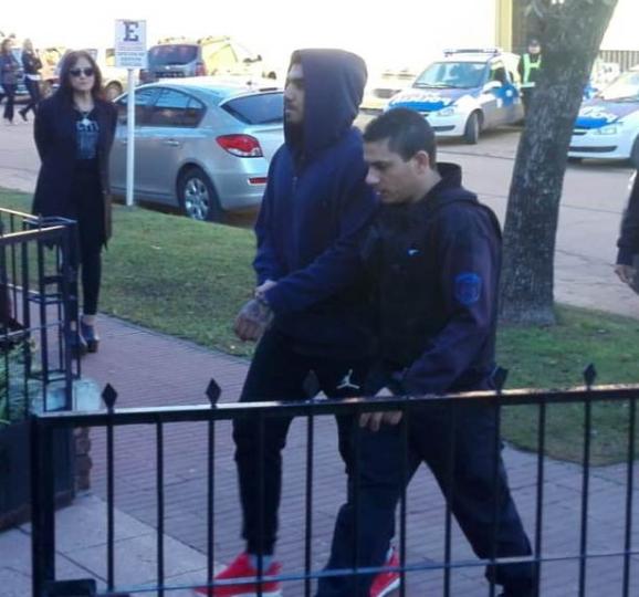 Gomez Sera llega  a la OGJ Las Toscas.jpg