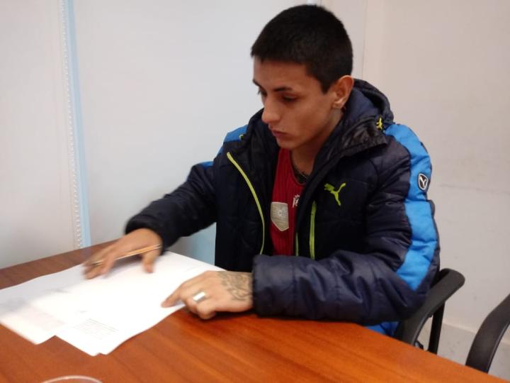Lucas Aquino.