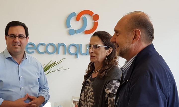 Enri Vallejos Perotti y María Eugenia Bielsa en ReconquistaHOY pp.jpg