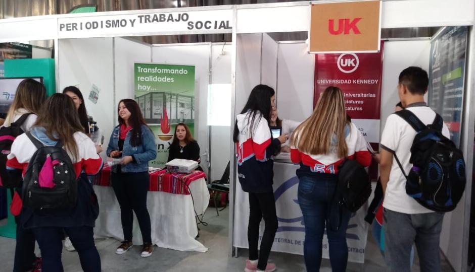 Más de 30 instituciones, ofrecen más de 100 posibilidades de formación en la Feria de las Carreras, lo contó la Secretaria de Cultura de Reconquista en dialogo con ReconquistaHOY.