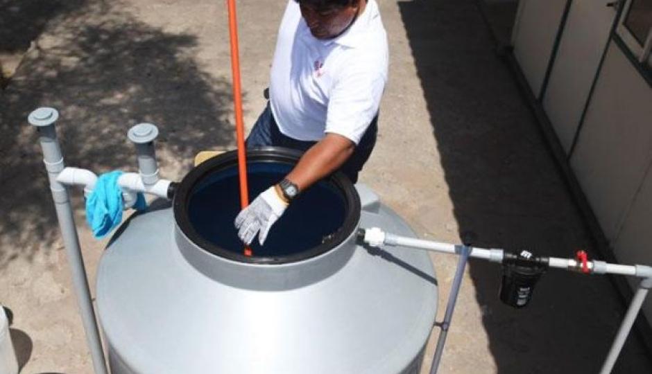 ASSA: En la temporada invernal es necesaria la limpieza y desinfección de tanques y cisternas domiciliarias para mantener la calidad del agua potable.