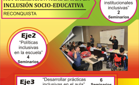 Dictarán en Reconquista un curso superior de actualización académica en inclusión socio-educativa.