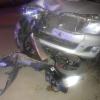 Choque entre camioneta y moto le costó la vida a un joven de 17 años. El conductor de la Toyota estaba alcoholizado.