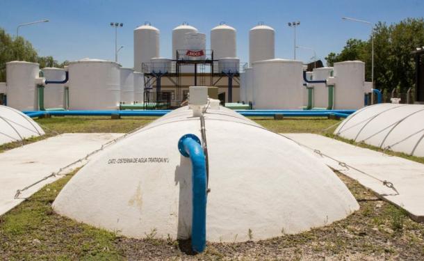 El lunes 13 de julio ASSA se hará cargo del nuevo acueducto y anunciarán detalles para sumar a la red de agua a otros 8.800 vecinos y 5.900 a la red de cloacas.