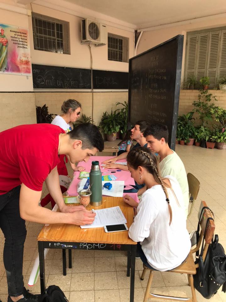 27102019 elecciones jóvenes comprometidos con la donación de organos CUDAIO E.jfif