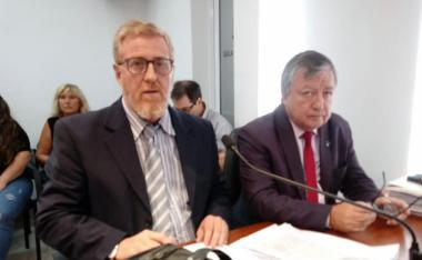 juegos ilegales fiscales Rubén Martínez y Aldo Gerosa.