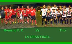 Este domingo se juega la Gran Final de la que saldrá el campeón 2019 de la Liga Reconquistense de Fútbol. Valor de la entrada y toda la info de la previa con 3 videos.