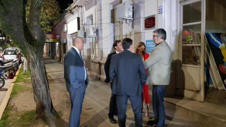 09122019 sesión extraordinaria del Concejo Municipal de Reconquista con escandalo asunción nuevos concejales CHARLA CUARTO INTERMEDIO.jpeg