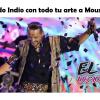 Esta noche el Indio Lucio Rojas en Moussy 2020!!!. Conocé más del artista estrella de esta noche, su vida debajo del escenario, la relación con su hermano Jorge y sus opiniones.