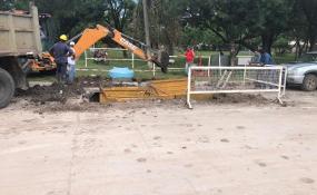 Estiman que para el fin de semana se normalizará el servicio de agua potable en Reconquista.