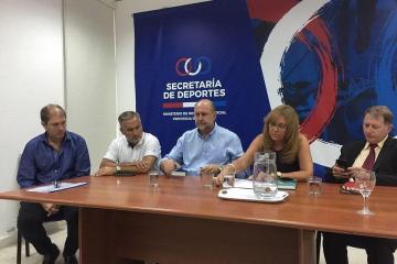 26022020 Perotti Federación Santafesina de Fútbol adicionales de policía.jpg