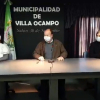 Vivo-directo transmitimos la conferencia de prensa en Villa Ocampo donde autoridades municipales y de Salud respondieron a la prensa luego de los primeros cuatro contagios de Coronavirus.
