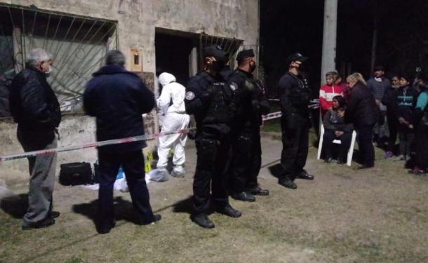 Un menor de edad se hizo cargo del homicidio de la adolescente Rocío Vera.