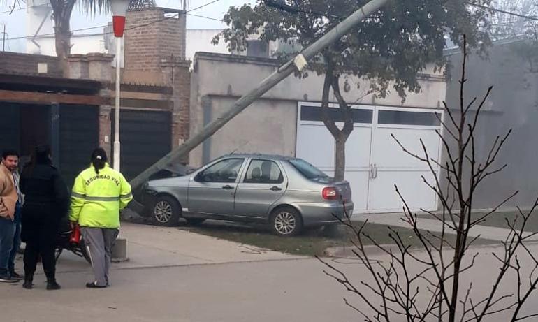 03082018 Ariel Petrucci auto robado y chocado b.jpg